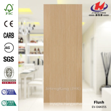 JHK-F01 Outside Flat Best HDF White Oak05S Plywood Supplier Door Skin